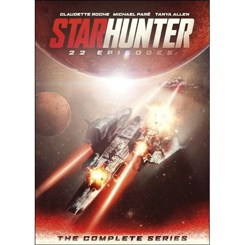 starhunter boxset con la serie completa tv temporadas dvd
