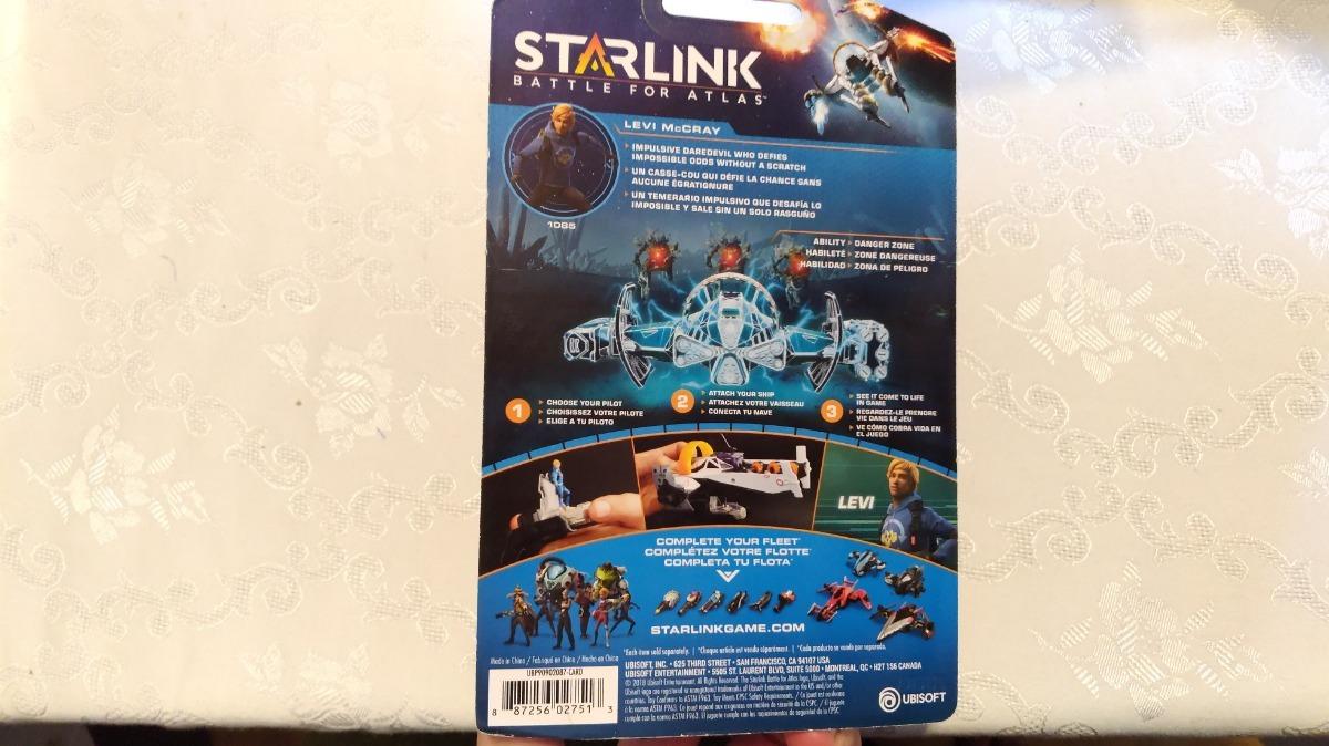 Starlink Levi Mcgray Ubisoft Battle For Atlas Piloto
