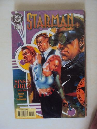 starman # 14 - importada - dc comics