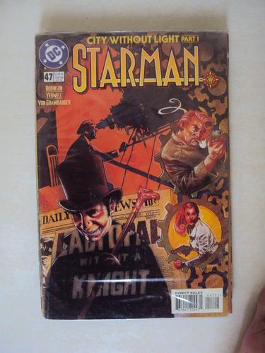 starman # 47 - importada - dc comics