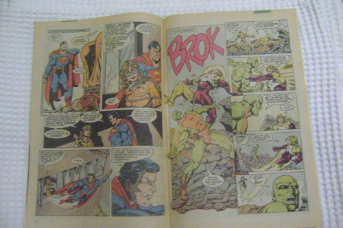 starman nº14 sep 89 dc comics banca!leia!