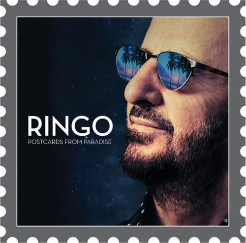 starr ringo postcards from paradise cd nuevo