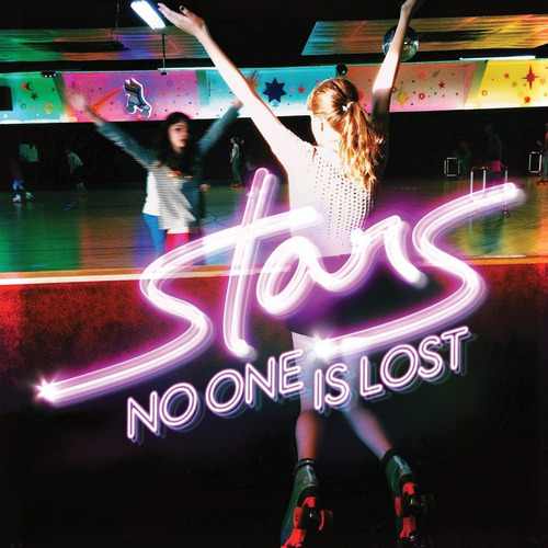 stars no one is lost disco cd con 11 canciones