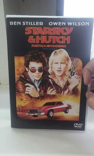 starsky e hutch - justiça em dobro - ben stiller -dvd