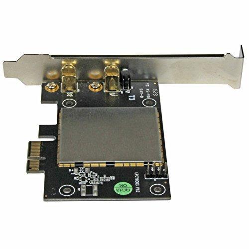 startech.com ac600 adaptador de red inalámbrico ac - 802.11a