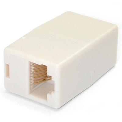 startech.com acoplador cable cat5 ethernet utp - 2x hembra r