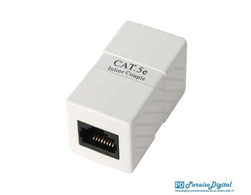startech.com caja de empalme acoplador cable rj45 cat5 ether
