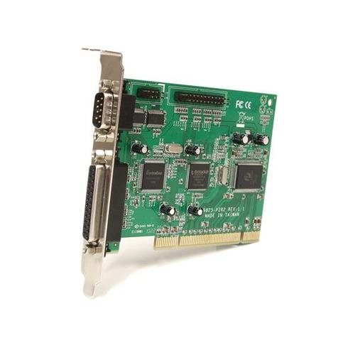 startech.com startech.com 2s2p pci serial paralelo combo tar