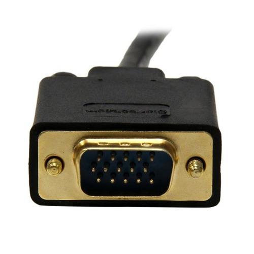 startech.com startech.com cable displayport a vga de 3 pies