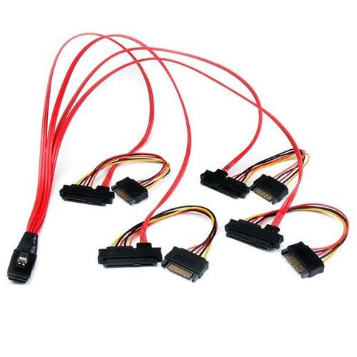 startech.com startech.com cable serial attached scsi mini sa
