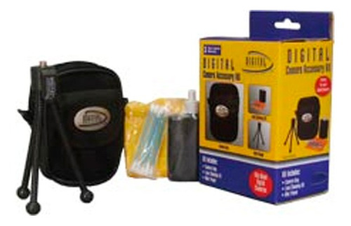 starter kit de accesorios dc-015sp - tecsys
