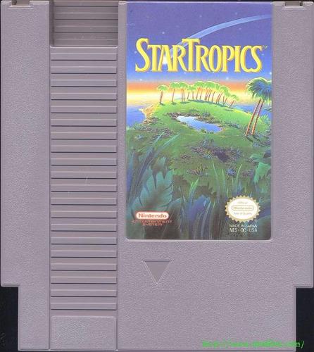 startropics - nes