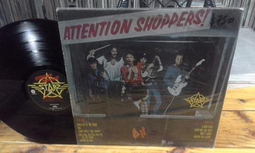 starz '78 vinilo lp us hard rock glam poisson motley twister
