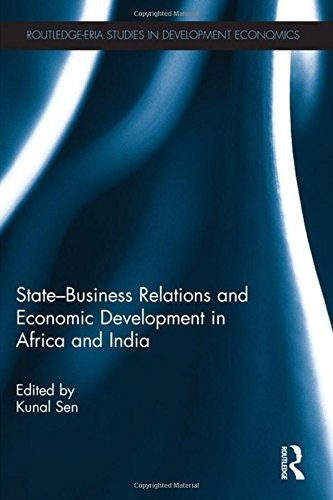 state-business relations and economic development in africa