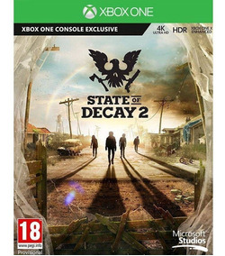 State Of Decay 2 Xbox One Midia Fisica