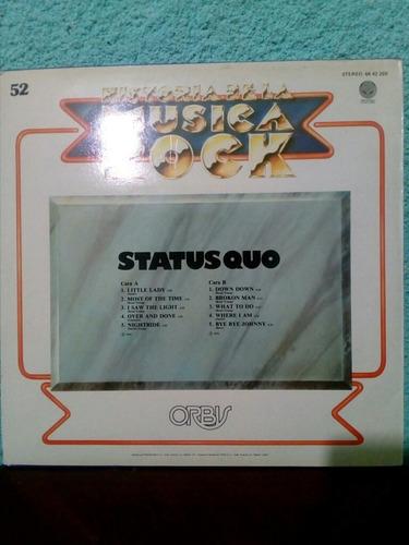 status quo lp español !!