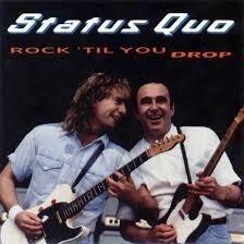 status quo - rock til you drop (cd importado)