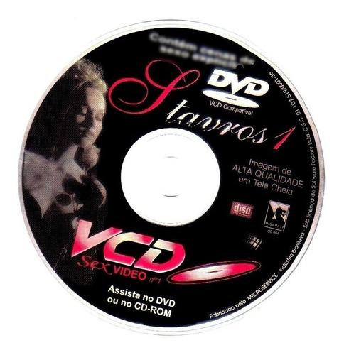 stavros 1 - vcd sex video filme italiano salieri - original