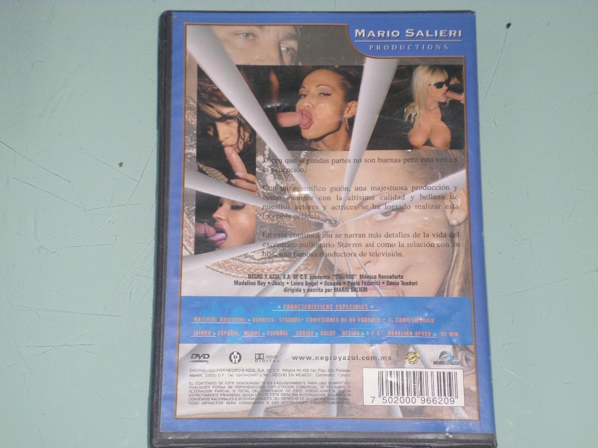Pelicula Porno Grtis Saliari stavros 2 - de mario salieri - pelicula porno en dvd - $ 169.00