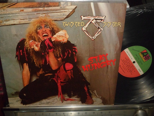 stay hungri - twisted sister