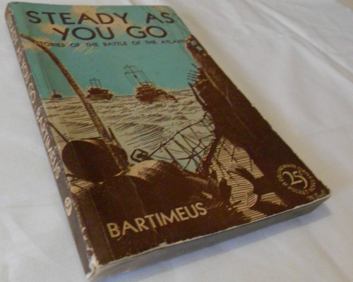 steady as you go stories battle atlantic bartimeus