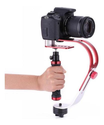 steadycam estabilizador de cámaras universal portatil gopro