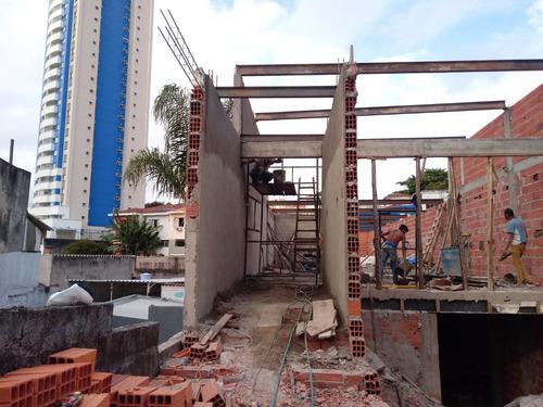 steel frame - casas construídas com estruturas metálicas