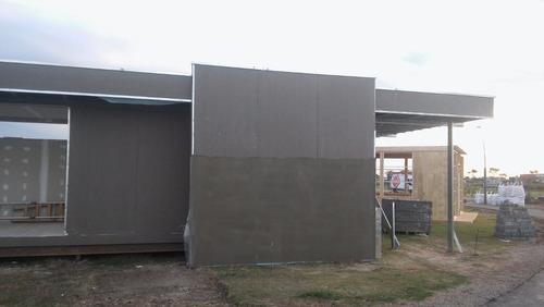 steel framing const. en seco llave en mano. desde $9500 m2