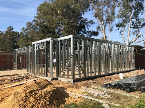 steel framing .construccion en seco .llave en mano $17500 m2