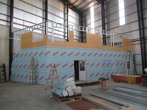 steel framing - entrepisos secos- construcción en seco