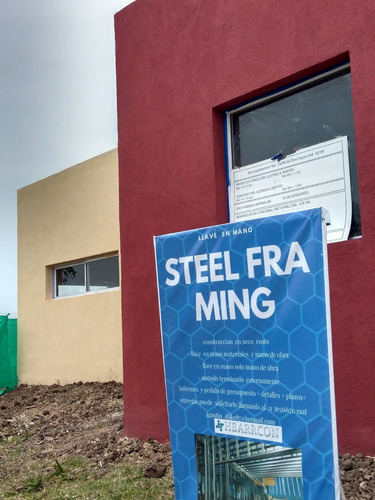 steel framing llave en mano , retak , tradicional garantia