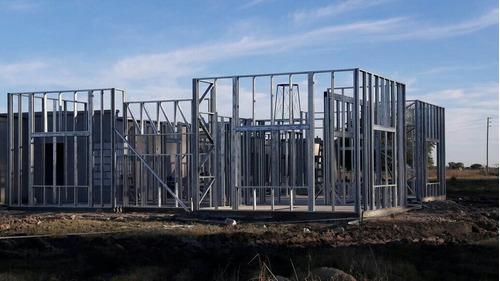 steel framing - retak construcción