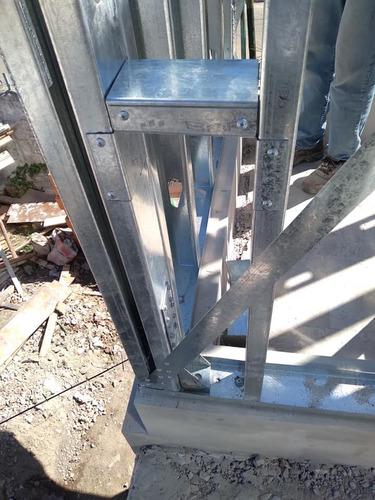 steel framing, san vicente, guernica, canning, donselar