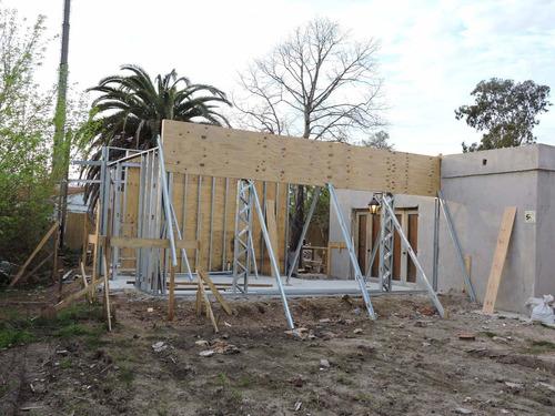 steel framing y todo tipo de construcciones desde 360usd m2