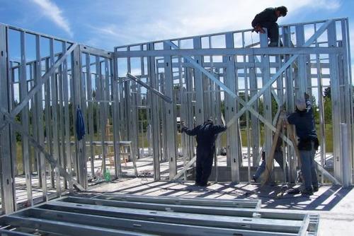steel framing.casas-cabañas-viviendas a.cto. pro-cre- ar