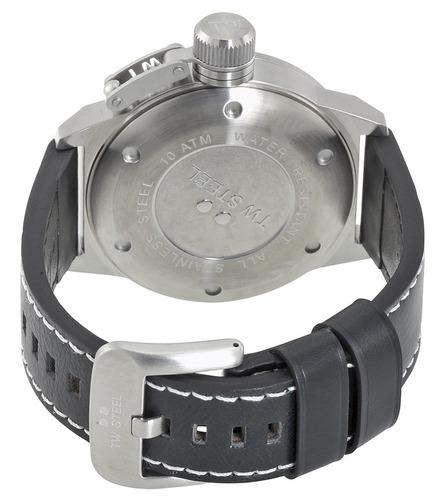 steel hombre reloj
