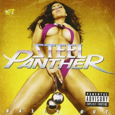 Steel panther balls out are