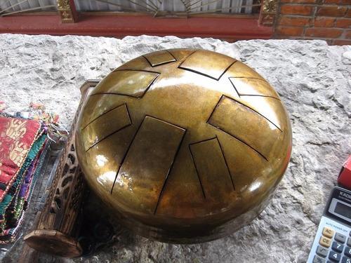 steel tank hang drum tambores metalicos  de  meditacion