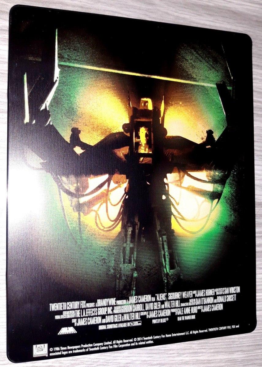filme alien 2 o resgate dublado
