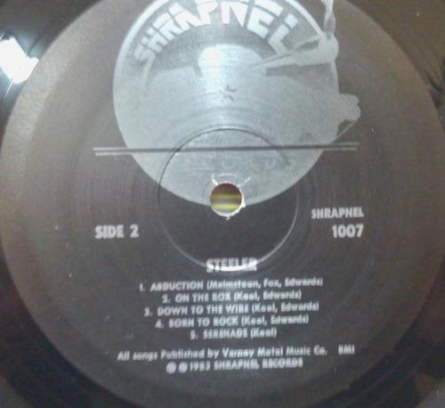 steeler vinyl steeler