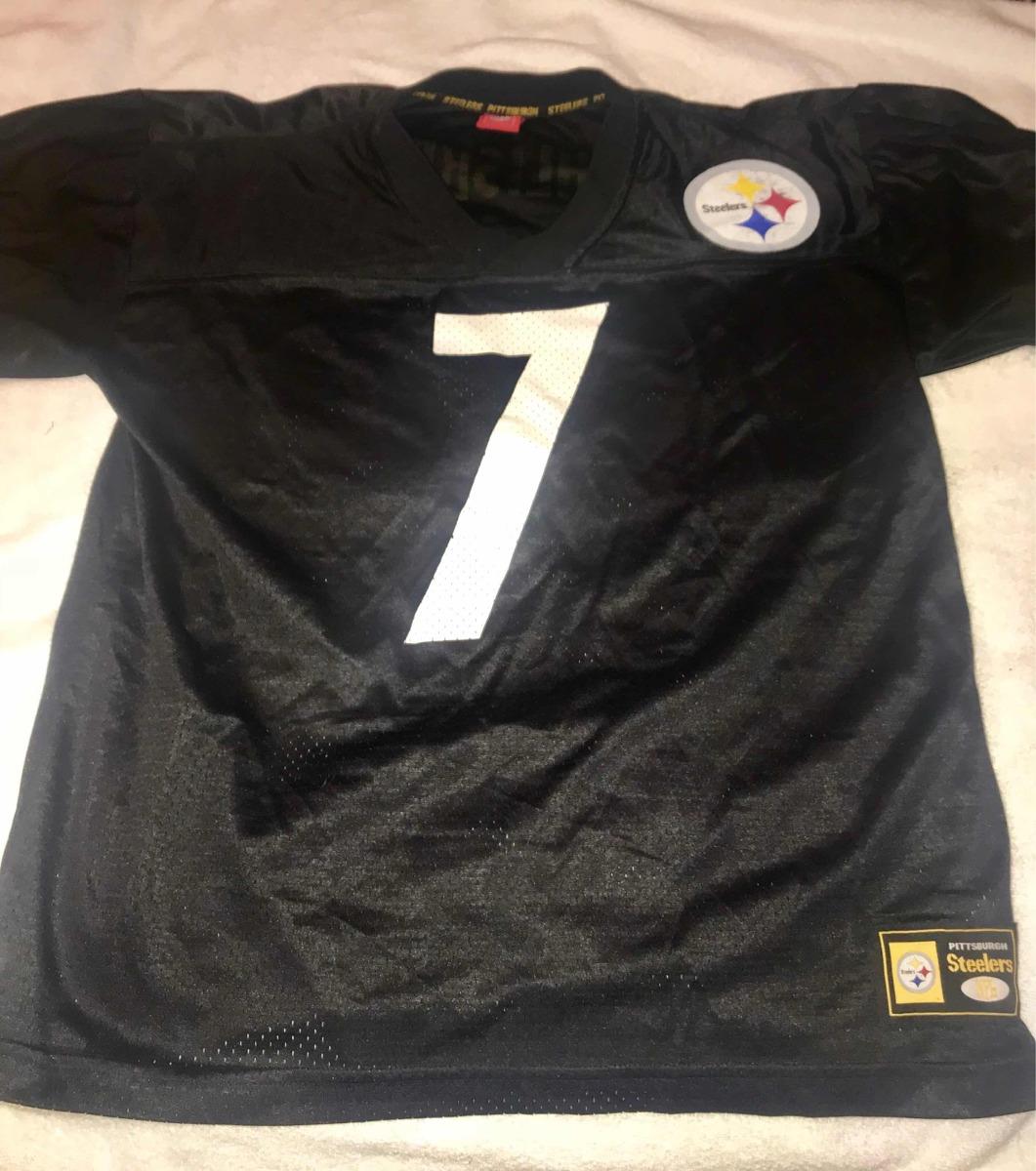 low priced e3e94 f049d Steelers Jersey No 7 Rothlisberger. Original - $ 777.00