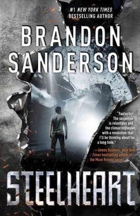 steelheart - brandon sanderson (en inglés)