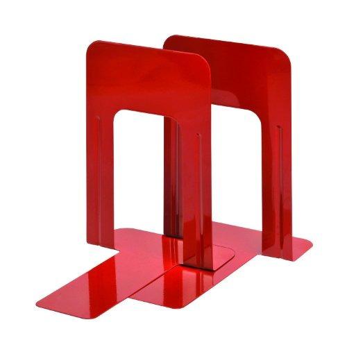 steelmaster sujetalibros de lujo de acero de 9 pulgadas, 1 p