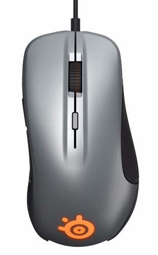 steelseries 62350 rival 300 gaming mouse silver