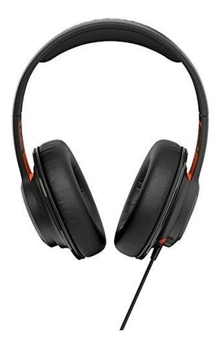 steelseries siberia 150 gaming headset con iluminacion rgb y