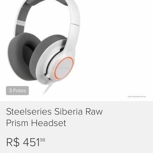 steelseries sibéria raw prism headset
