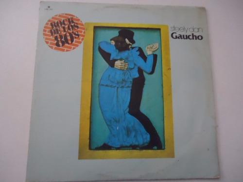 steely dan / gaucho vinyl lp acetato