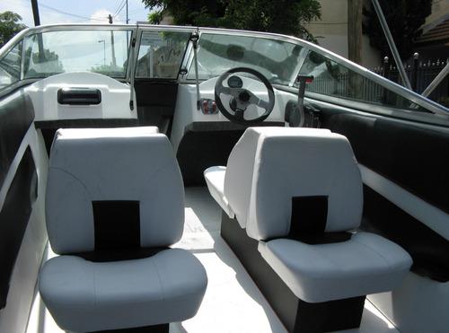 stefy 4,9 mercury 40 hp 3 cilindros  electrico automix okm