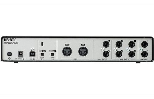 steinberg ur-rt4 interface usb rupert neve designs d-pre