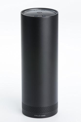 stelle audio stplrmb pilar de audio bluetooth (negro mate)